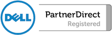 Logo Dell PartnerDirect Registered