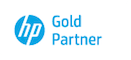 Logo HP Gold Parner